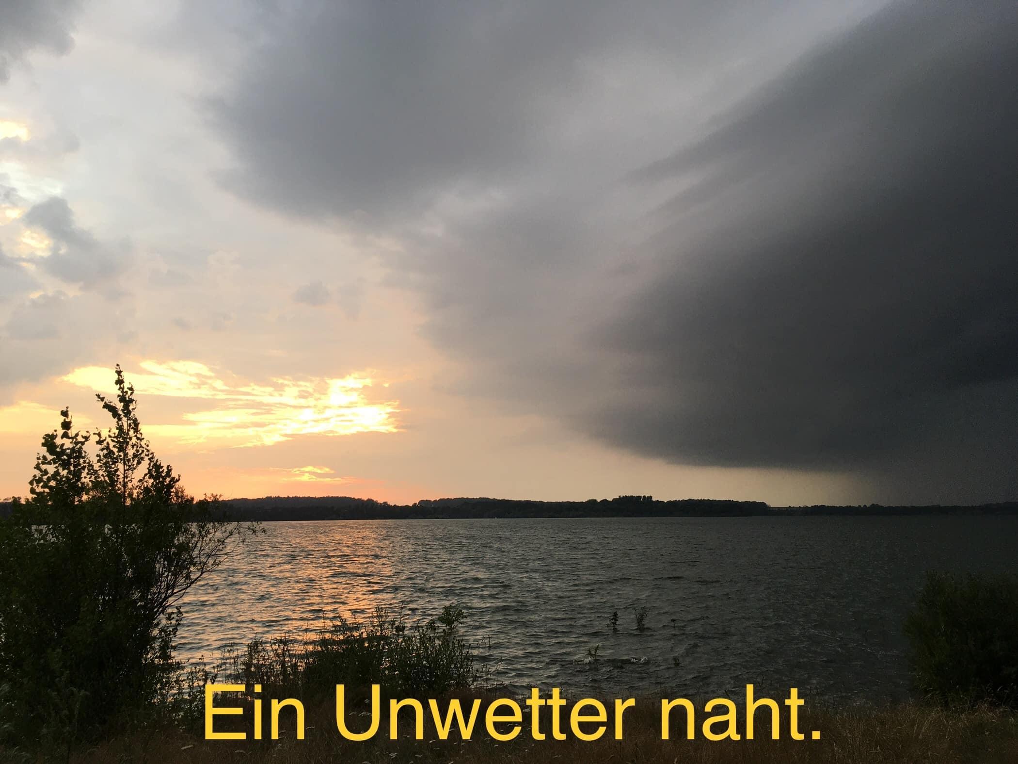 Cumulonimbus Wolke Mias Klimatagebuch