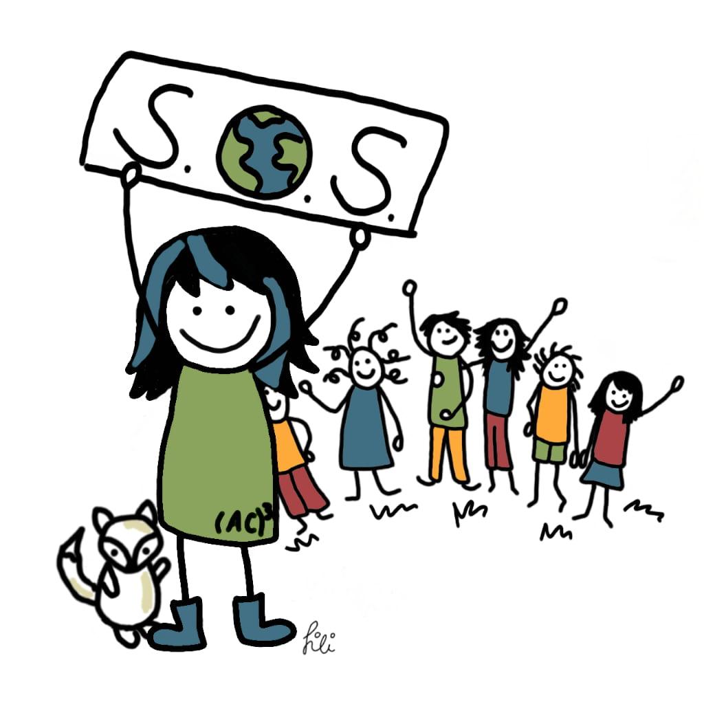 Fridays For Future 24.09.2021 Mias Klimatagebuch